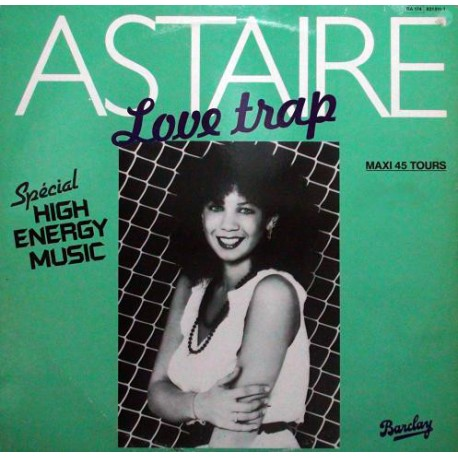 Astaire ‎– Love Trap - Maxi vinyl 12 inches