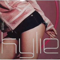 Kylie Minogue ‎– Spinning Around - Maxi Vinyl 12 inches - Promo