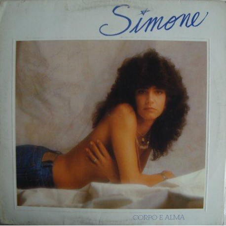 Simone – Corpo E Alma - LP Vinyl Album