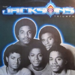 The Jacksons ‎– Triumph - LP Vinyl Album