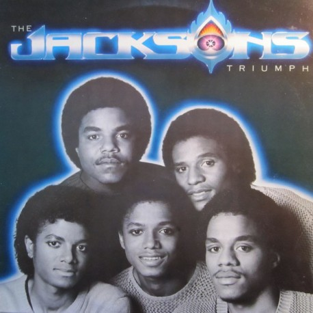 The Jacksons – Triumph - LP Vinyl Album