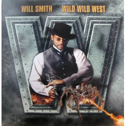 Will Smith ‎– Wild Wild West - Maxi Vinyl 12 inches - Promo