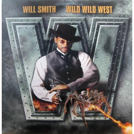 Will Smith – Wild Wild West - Maxi Vinyl 12 inches - Promo