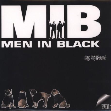 D.J. Kool – Men In Black Vol.1 - Maxi Vinyl 12 inches