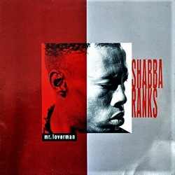 Shabba Ranks ‎– Mr. Loverman - Maxi Vinyl 12 inches