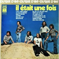Il Etait Une Fois - Disque d'or - LP Vinyl Album - Gatefold