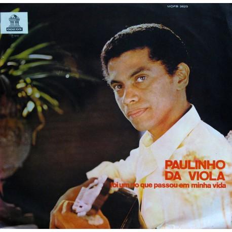 Paulinho Da Viola – Foi Um Rio Que Passou Em Minha Vida - LP Vinyl Album