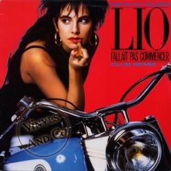 Lio – Fallait Pas Commencer - Club Remix - Maxi Vinyl 12 inches