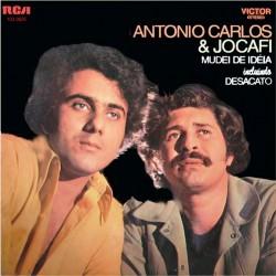 Antonio Carlos E Jocafi – Mudei De Idéia - LP Vinyl Album