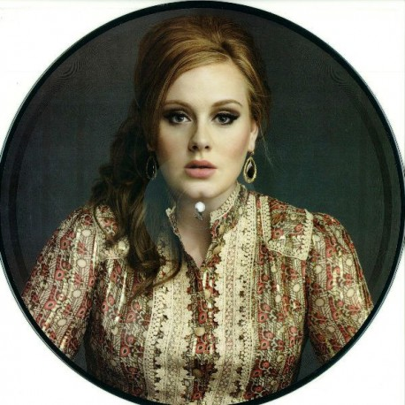Adele – Set Fire To The Rain (Part 1) - Picture Disc - Maxi 12 inches
