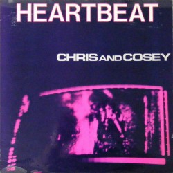 Chris And Cosey ‎– Heartbeat - LP Vinyl Album