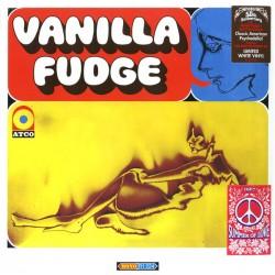 Vanilla Fudge – Vanilla Fudge - LP Vinyl Album Coloured White