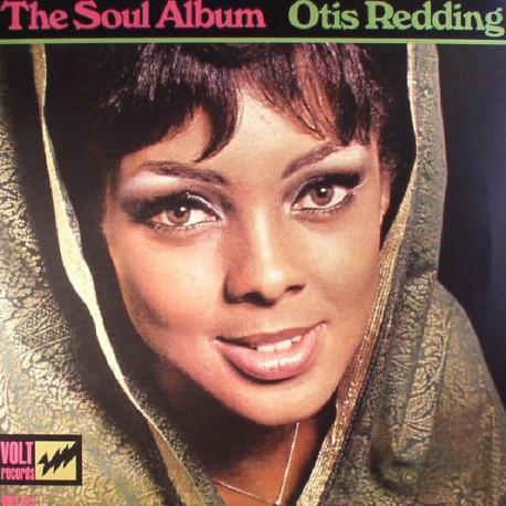 Otis Redding – The Soul Album - LP Vinyl Album