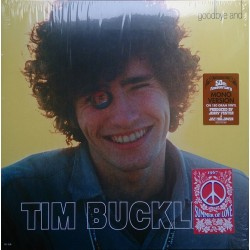 Tim Buckley ‎– Goodbye And Hello - LP Vinyl Album