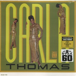 Carla Thomas ‎– Carla - LP Vinyl Album - Mono Version