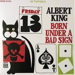 Albert King ‎– Born Under A Bad Sign - LP Vinyl Album