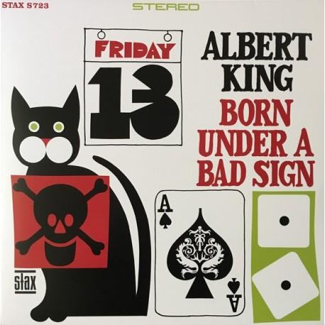 Albert King – Born Under A Bad Sign - LP Vinyl Album