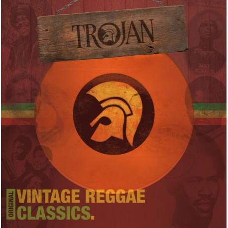 Trojan - Original Vintage Reggae Classics - LP Vinyl Album