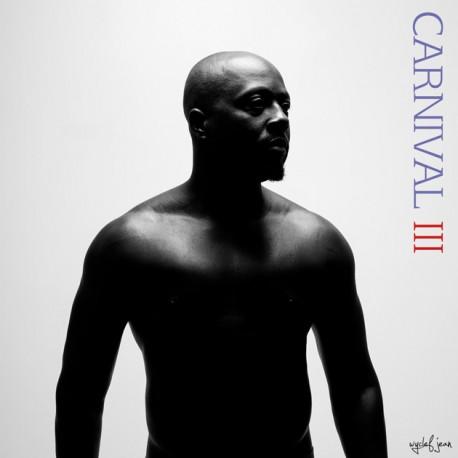 Wyclef Jean – Carnival III - LP Vinyl Album + MP3 Code