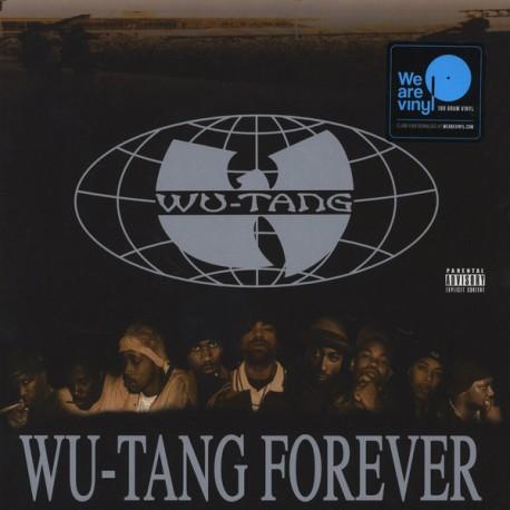 Wu-Tang Clan – Wu-Tang Forever - 4 LP Album Vinyle + MP3 Code Free Download