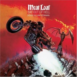 Meat Loaf – Bat Out Of Hell - LP Vinyl Album