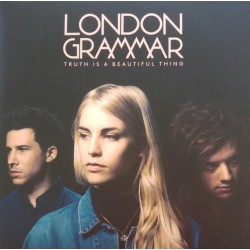 London Grammar – Truth Is A Beautiful Thing - Double Vinyl LP Album + 2 CD - Deluxe Edition