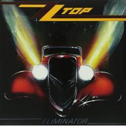ZZ Top – Eliminator - LP Vinyl Album - Coloured Red Edition