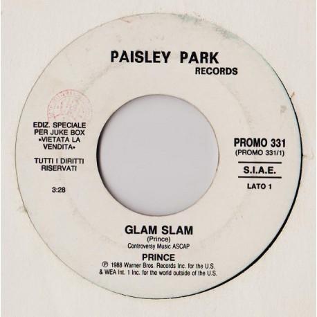 Prince - Glenn Frey – Glam Slam - True Love - Vinyl 7 inches 45 RPM - Promo