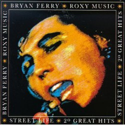 Bryan Ferry - Roxy Music ‎– Street Life - 20 Great Hits - Double LP Vinyl