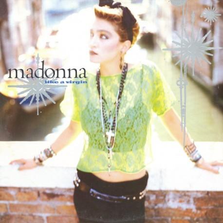 Madonna – Like A Virgin - Maxi Vinyl 12 inches