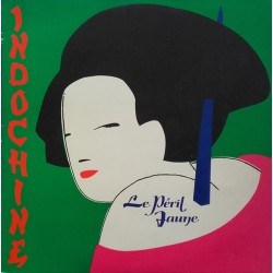Indochine ‎– Le Péril Jaune - LP Vinyl Album 1983
