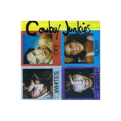 Cowboy Junkies – Whites Off Earth Now!! - CD Album