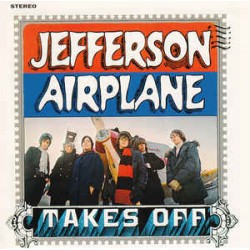 Jefferson Airplane ‎– Takes Off - CD Album
