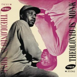 Thelonious Monk – Piano Solo - LP Vinyl Album