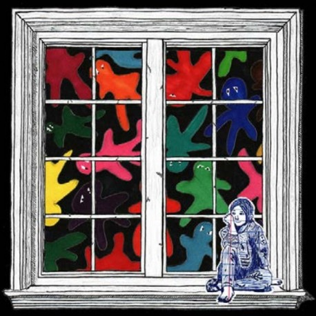Superorganism - Something For Your M.I.N.D. - Vinyl 7 inches Etched
