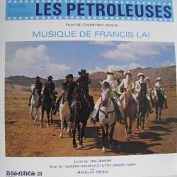 Musique de Film - Francis Lai – Les Pétroleuses - LP Vinyl