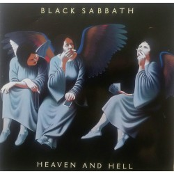 Black Sabbath ‎– Heaven And Hell - LP Vinyl Album