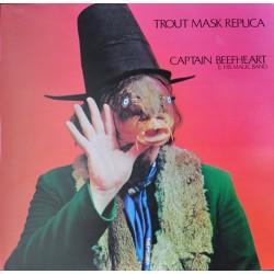 Captain Beefheart & His Magic Band – Trout Mask Replica - Double LP Vinyl Album