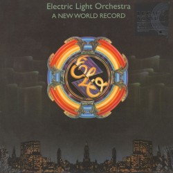 Electric Light Orchestra ‎– A New World Record - LP Vinyl Album