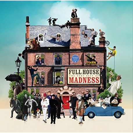 Madness – Full House - The Very Best Of Madness - 4 LP'S Box