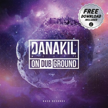 Danakil Meets OnDubGround - LP Vinyl Album
