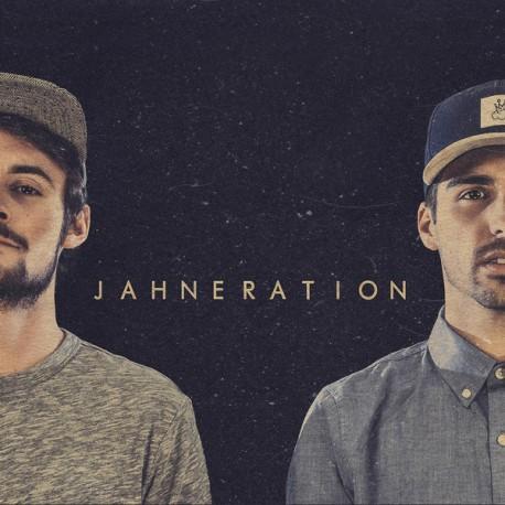Jahneration – Jahneration - LP Vinyl Album + Free Download MP3 Code