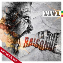 Danakil ‎– La Rue Raisonne - LP Vinyl Album + Free Download MP3 Code