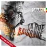 Danakil – La Rue Raisonne - LP Vinyl Album + Free Download MP3 Code