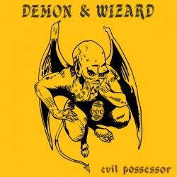 Demon & Wizard – Evil Possessor - LP Vinyl Album