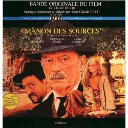 Musique de Film - Manon Des Sources - Jean Claude Petit - LP Vinyl