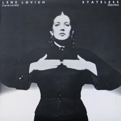 Lene Lovich – Stateless - LP Vinyl Album Gatefold