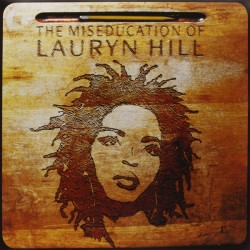 Lauryn Hill ‎– The Miseducation Of Lauryn Hill - Double LP Vinyl Album