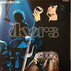 The Doors ‎– Absolutely Live - Coloured Blue - Limited Edition Black Friday