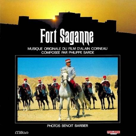 Musique de Film - Philippe Sarde – Fort Saganne - LP Vinyl
